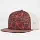 RVCA Too Good 2 Be True Womens Trucker Hat