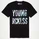YOUNG & RECKLESS Make It Reign Mens T-Shirt