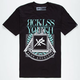YOUNG & RECKLESS Shine On Mens T-Shirt