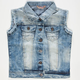 HIGHWAY Girls Denim Boyfriend Vest