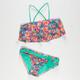 RAISINS Be Free Girls Crop Bikini