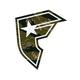 FAMOUS STARS & STRAPS Tiger Camo Sticker