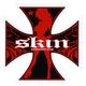 SKIN INDUSTRIES C4 Sticker