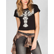 FULL TILT Eagle Womens Baby Tee