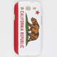 California Bear Galaxy S3 Phone Case