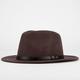 Wool Womens Panama Hat