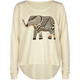 FULL TILT Elephant Girls Hi Low Tee