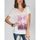 HURLEY Mind Reflection Womens Tee