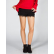 OTHERS FOLLOW Monte Womens Lace Tier Shorts