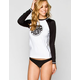 RIP CURL Tidal Womens Rash Guard