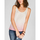 OTHERS FOLLOW Kai Womens Ombre Tank