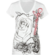INFAMOUS Heart Wing Womens Tee
