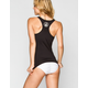 VOLCOM Simply Solid Womens Racerback Rash Guard