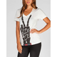 GLAMOUR KILLS Peace Out Womens Tee