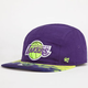 47 BRAND Lakers Windmill Mens 5 Panel Hat