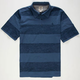 VOLCOM Marked Stripe Boys Polo Shirt