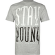 YOUNG & RECKLESS Stay Young Stay Reckless Mens T-Shirt