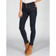 CELEBRITY PINK 3 ButtonWomens Highwaisted Skinny Jeans