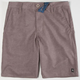 RIP CURL Boardwalk Crossed Up Hybrid Boys Shorts