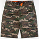 DGK Working Man 3 Mens Shorts