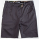 DGK Working Man 3 Mens Chino Shorts
