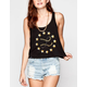 LRG Chained Womens Crop Tank
