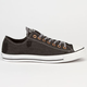 CONVERSE Chuck Taylor All Star Low  Denim Mens Shoes