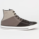 CONVERSE Chuck Taylor All Star Tri Panel Hi Mens Shoes