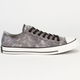 CONVERSE Chuck Taylor Tie Dye Low Mens Shoes