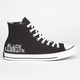 CONVERSE Black Sabbath Mens Chuck Taylor Hi Mens Shoes
