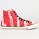 CONVERSE Chuck Taylor Bleach Hi Mens Shoes