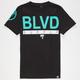 BLVD BLVD Team Boys T-Shirt
