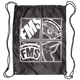 FAMOUS Stars & Straps Four Up Cinch Sack