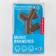 KIKKERLAND Music Branches Headphone Splitter