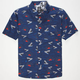 VOLCOM Ol Skool Shark Boys Shirt