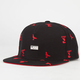 DGK Iconic Mens Snapback Hat