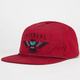 IMPERIAL MOTION Raven Golf Mens Snapback Hat