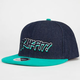 TRUKFIT Denim Mens Snapback Hat