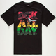 DGK All Day Jamaican Mens T-Shirt