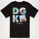 DGK Wish You Were Here Mens T-Shirt