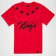 LAST KINGS Kings Boys T-Shirt