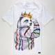 ROOK Peace BIG Mens T-Shirt