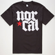 NOR CAL MDVL Mens T-Shirt