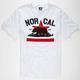 NOR CAL Skyline Mens T-Shirt