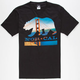 NOR CAL City Bear Mens T-Shirt