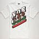 NOR CAL Slanted Mens T-Shirt