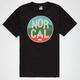 NOR CAL Camper Mens T-Shirt