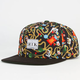 ROOK Snakes & Chains Mens Strapback Hat