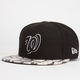 NEW ERA Snake Thru Nationals Mens Strapback Hat