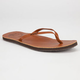 REEF Leather Uptown Womens Sandals